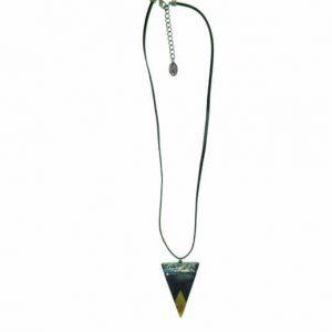 Collar Tropic art triangulo