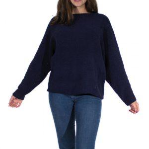 Jersey Coline de Mujer Tejido Suave Forma Ancha