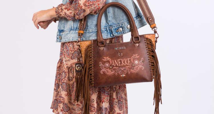 Apostamos por los bolsos de Anekke... nuestra amiga viajera