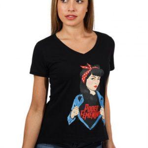 Camiseta Animoa poder femenino