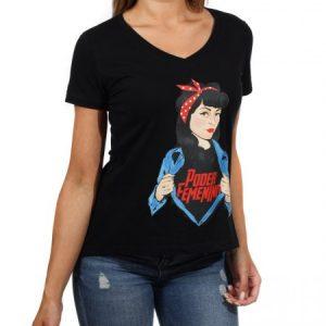 camiseta poder femenino