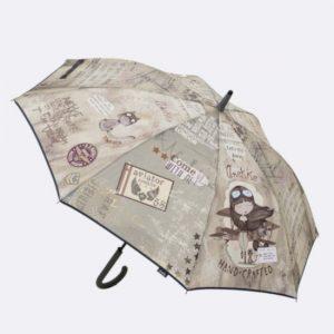 Paraguas Anekke bastón estampado avaidora