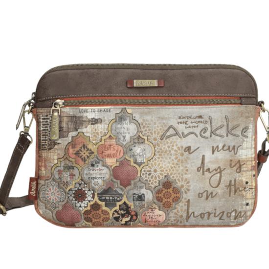 Bolso Anekke o funda de tablet bandolera Egipto