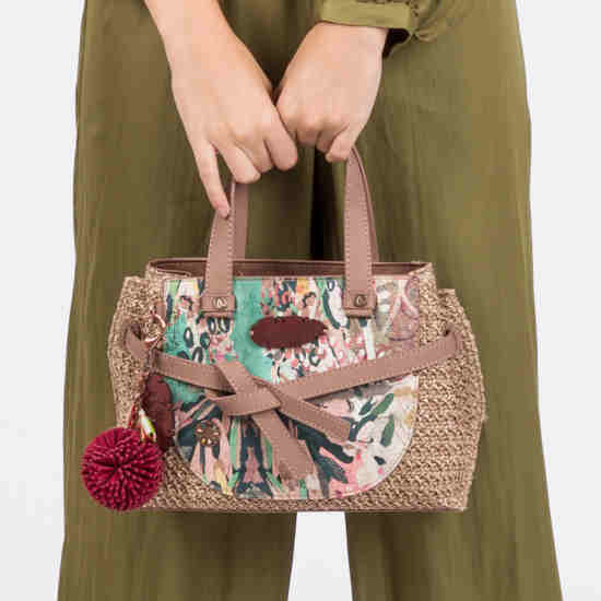 bolso anekke jungle lazo