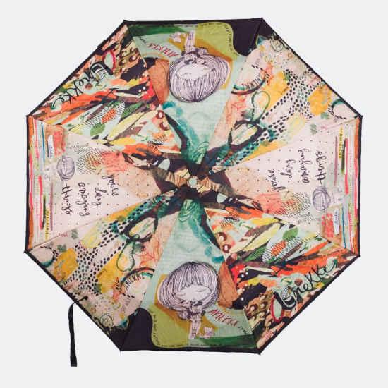 Paraguas Anekke Jungla Automático Plegable