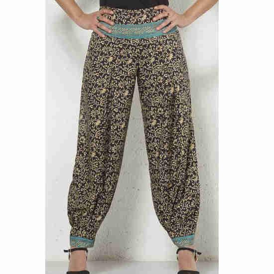 Pantalon Coline Estampado Sari Original