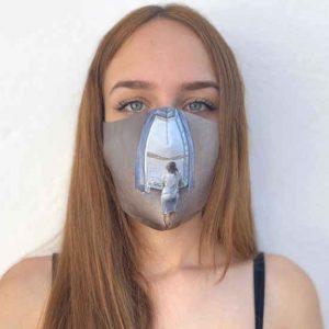Mascarilla Homologada Reutilizable Dalí