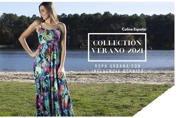 Coline y Anekke Le Ponen Color A La Primavera