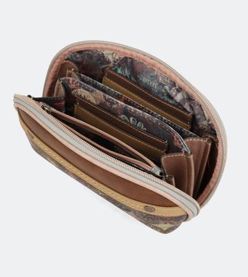 Billetero Anekke Ixchel Compartimentos Interiores